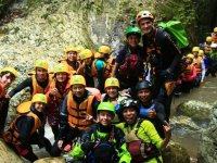 canyoning excursion