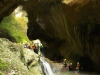 canyoning routes