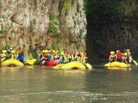 rafting activity in Veracruz