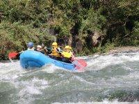 fast rivers in Veracruz