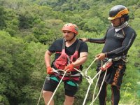 rappelling class