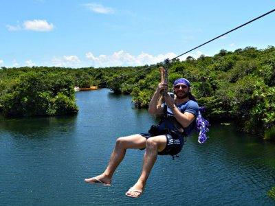 Cenotes Labnaha Canopy