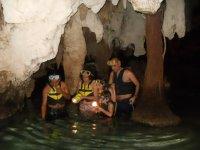 Explora cenotes