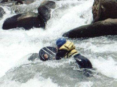 Rafting Hidrospeed