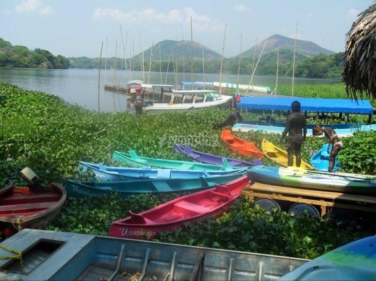 Embarcadero de Nanciyaga