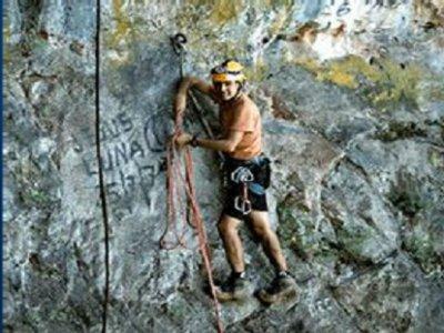 Guias de Aventura y Ecoturismo Mexicano A.C.  Escalada