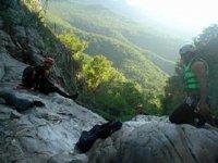 Dominates the mountain