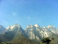 Walking in Monterrey