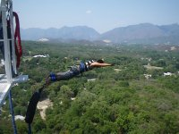 The Highest Bungee Jump in Mexico, Monterrey