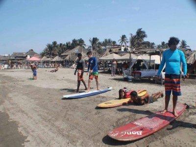 Bonfil surfshop acapulco