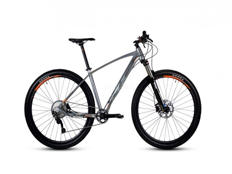 Mountain Bike marca Alubike