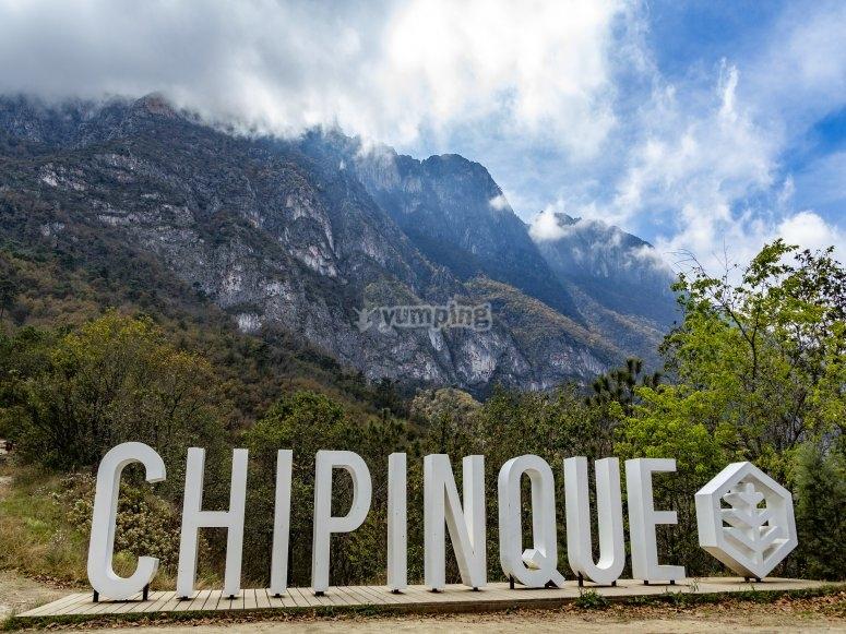 Caminata a Chipinque