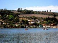 Boats in Morelia