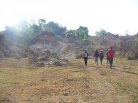 Orientation walk