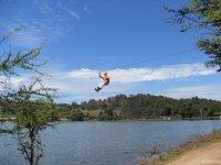 Zipline and adventure