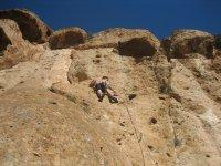 Climbing in Guanajuato