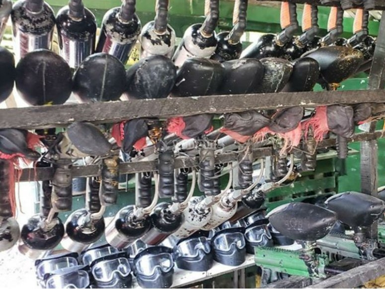 equipment for gotcha