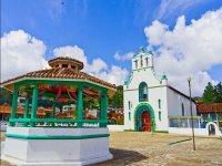 Temple of San Juan Chamula