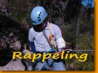 rappeling
