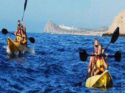 Cora Incentives Los Cabos DMC Kayaks