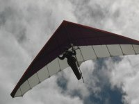 Tour in hang gliding