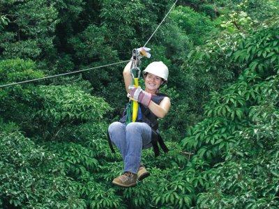 Centro Vacacional el Salto Canopy