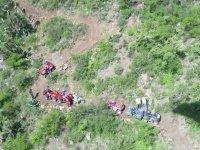 Panoramic view ATV route