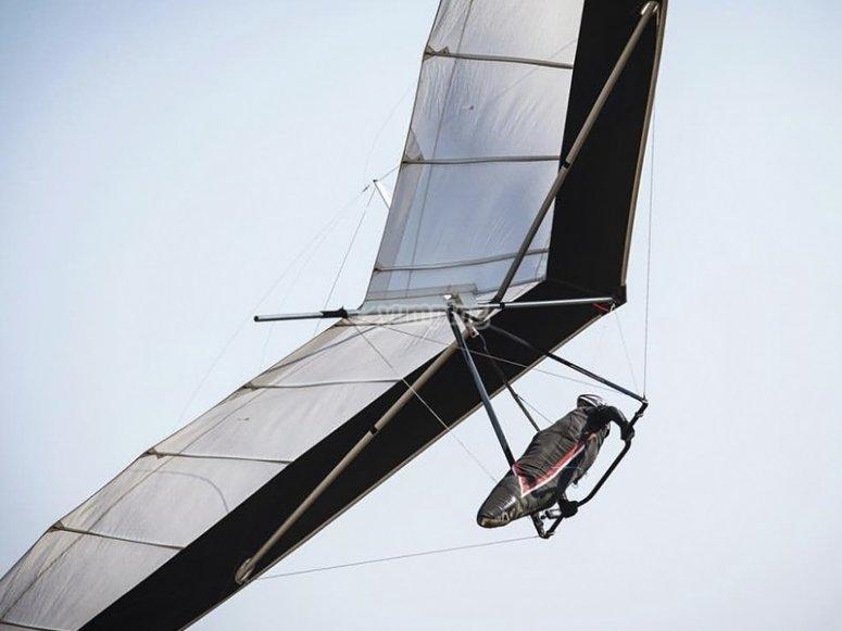 Curso téorico y práctico para volar en Ala Delta
