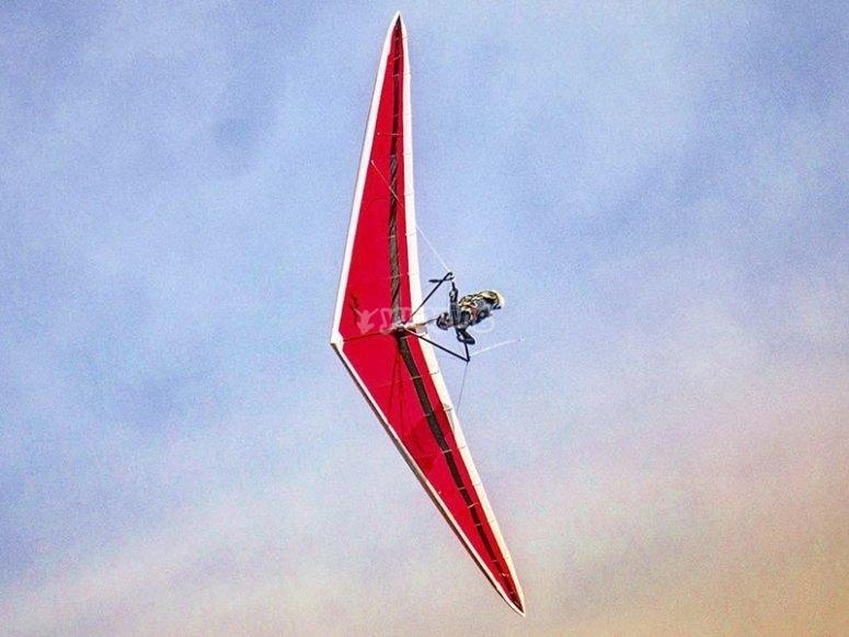 Aprende a Volar con un Ala Delta
