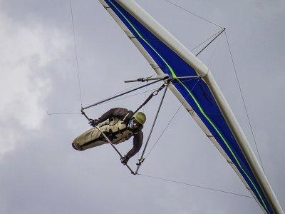 Hang-gliding initiation course in Valle de Bravo