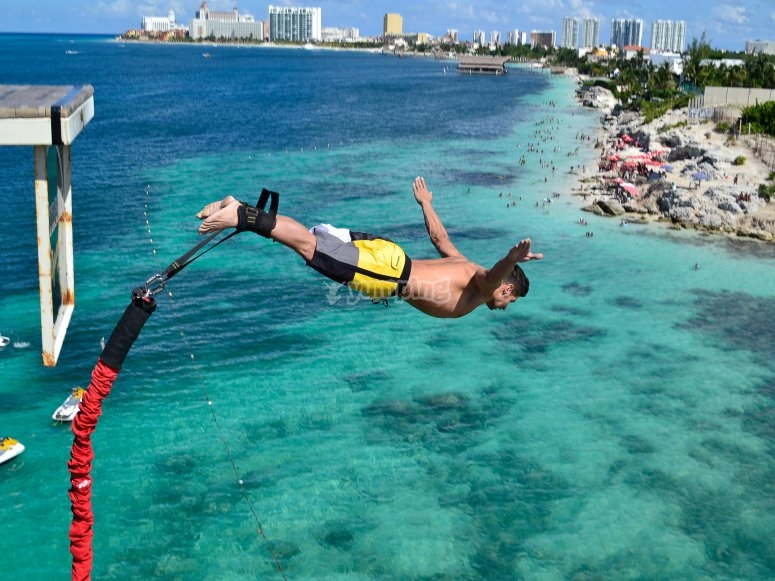 bungee-jumping-Cancun
