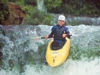 Aventura de kayak