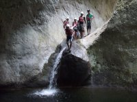 Canyoning in Jalcomulco