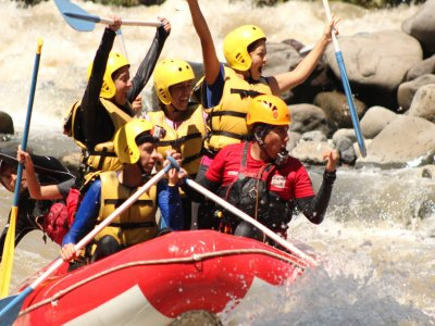 What a Trip Mexico Rafting