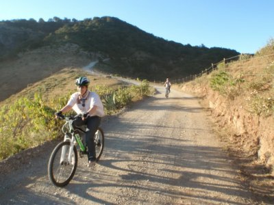 Santa Rosa - Guanajuato bike Route