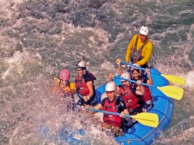 360º Descubre México Rafting