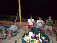 Campamento y comodidad