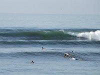 Surfeando en La Paz