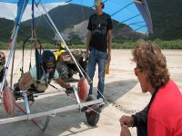 Hang-gliding course + personal instructor, Jalisco