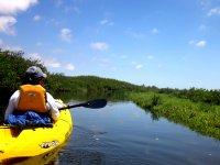 Recorridos de kayak