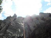 Climbing routes