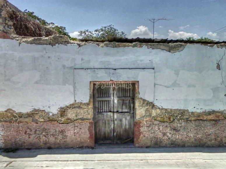 El los sitios enigmaticos de Santiago