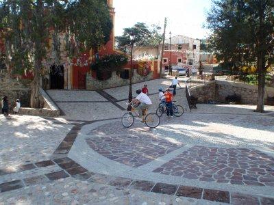 City tour Guanajuato