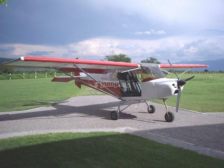 Model 1 ultralight