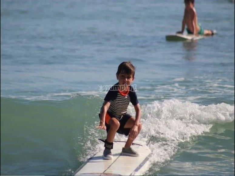 surf para todas las edades