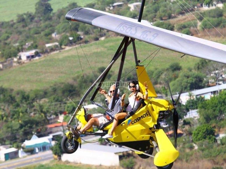 Halcon Flight