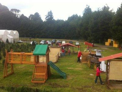 Rancho 3 Encinos Campamentos Multiaventura