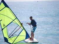 Iniciación al windsurf