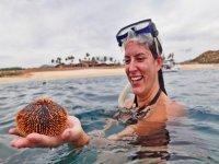 Snorkel y sorpresas