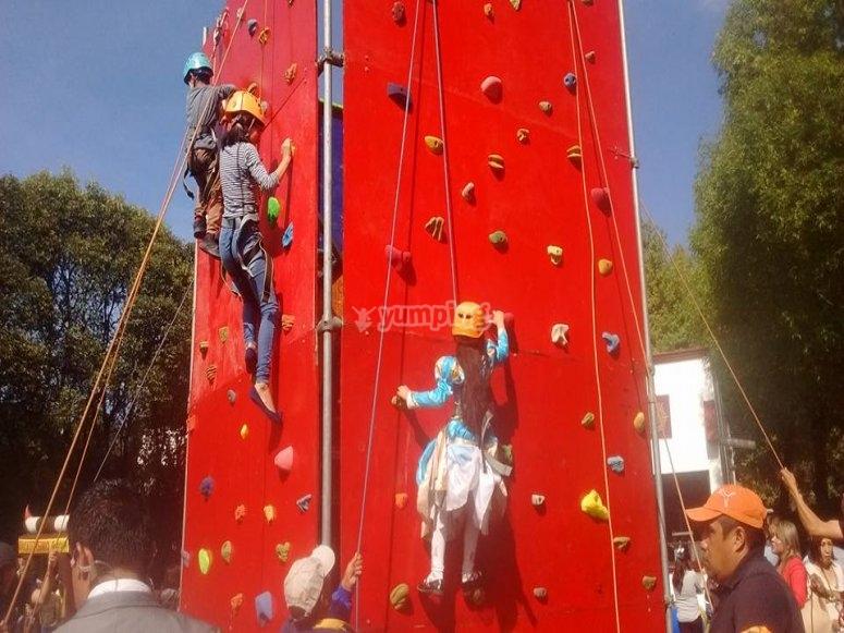 Climbing for everyone